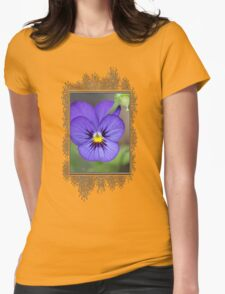 Viola named Sorbet Blue Heaven Jump-Up T-Shirt