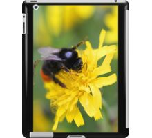 The red tailed bumble iPad Case/Skin