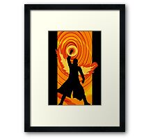 Destiny Classes - Sunsinger Framed Print