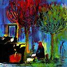 dreaming... by agnès trachet