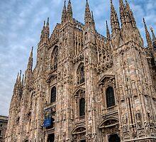 Il Duomo di Milano by Andrea Rapisarda