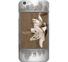 Asiatic Lily named Rosella's Dream iPhone Case/Skin