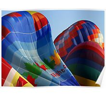 Inflation  - Gatineau Balloon Festival, Quebec Poster