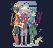 Team LSN Kids Tee
