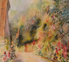 Hillside street Hythe kent by Beatrice Cloake