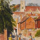 Hythe, Mount Street by Beatrice Cloake Pasquier