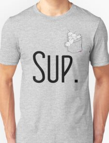 Pocket Sup Guys Unisex T-Shirt