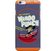 Wahoo Punch iPhone Case/Skin