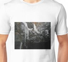 Inside the Ice Cave 2 Unisex T-Shirt