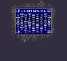 Season's Greetings Unisex T-Shirt