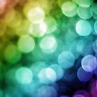 Rainbow Bokeh by Alphafish