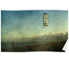 Wind Surfer © Poster
