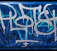 West Coast Classic Graffiti  by gimpchrist