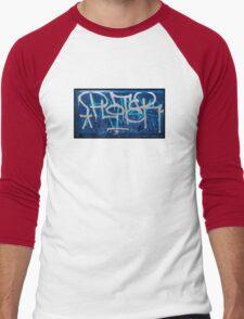 West Coast Classic Graffiti  Men's Baseball ¾ T-Shirt