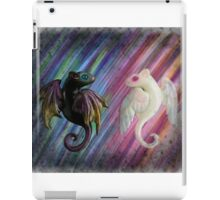 Rat Angels iPad Case/Skin