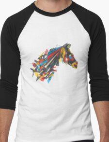 beygir (horse) Men's Baseball ¾ T-Shirt