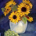 Sunflowers by AJ  Devlin