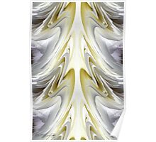 Nonstop Apple Blossom Abstract Poster