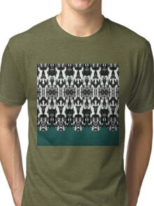 Tribal Feathers Tri-blend T-Shirt