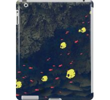 Fish in troubled water iPad Case/Skin