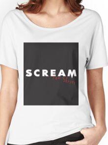 Scream TV Show Women's Relaxed Fit T-Shirt