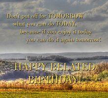Belated Birthday for jdadkin by vigor