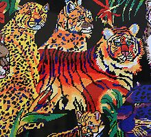 Tigers Forest by daphsam