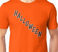 Halloween Jersey Style Unisex T-Shirt