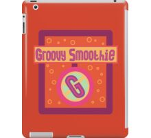 The Groovy Smoothie iPad Case/Skin