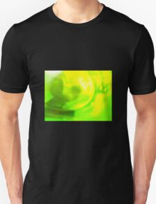 Green Vinyl & The Famous T-Shirt