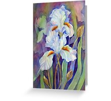 Ladies in White Greeting Card