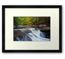 Murray Reynolds Falls Framed Print