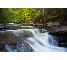 Murray Reynolds Falls Photographic Print