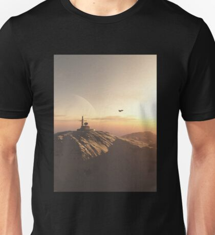 Desert Station Gamma Unisex T-Shirt