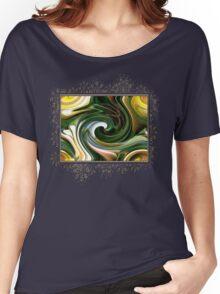 Dasystemon tarda Twirls Women's Relaxed Fit T-Shirt