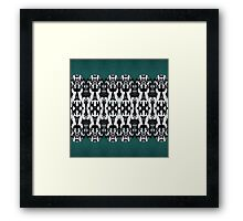 Tribal Dance  Framed Print