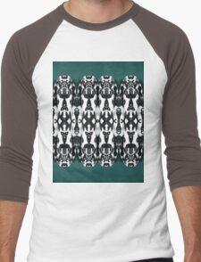 Tribal Dance  Men's Baseball ¾ T-Shirt