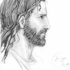 Jesus by spencer bawden