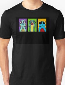 Three Guys with Glasses T-Shirt