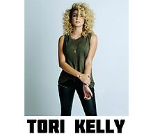 Tori Kelly Photographic Print