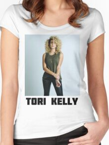 Tori Kelly Women's Fitted Scoop T-Shirt