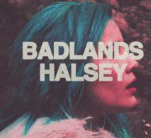 Halsey Badlands  Sticker