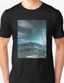 The Mountains of Sirius Beta T-Shirt