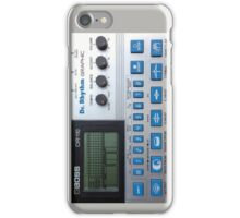 Boss DR-110 Drum Machine iPhone Case/Skin
