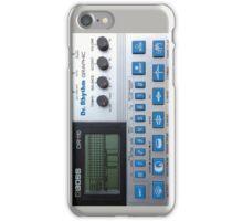 Boss DR-110 Drum Machine iPhone Case/Skin