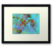 Aberration  Framed Print