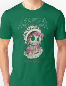 Pinkie/Yeezus Unisex T-Shirt