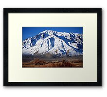 Mountain Dreams Framed Print