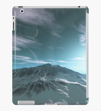 The Mountains of Sirius Beta iPad Case/Skin