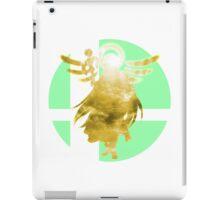 Sm4sh - Palutena iPad Case/Skin